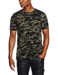 Antony Morato Stampa Camouflage, T-Shirt Homme