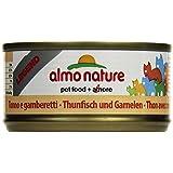 Almo Nature Legend Katzenfutter Thunfisch und Garnelen 24 x 70 g