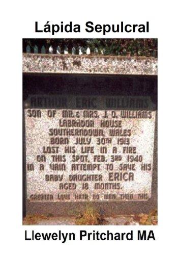 Lápida Sepulcral (Port Hope Simpson Misterios nº 5) por Llewelyn Pritchard MA