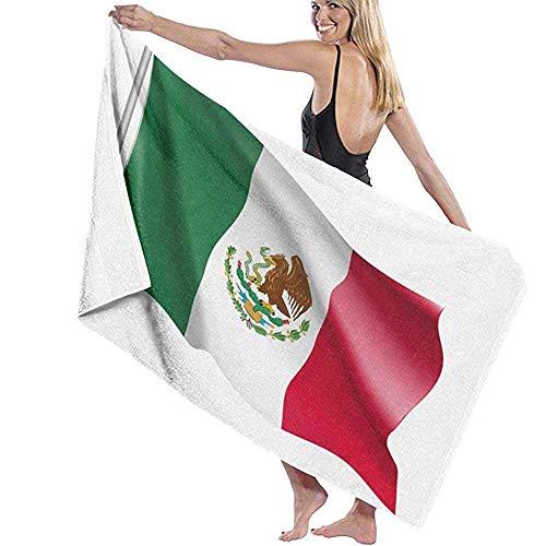 Beyond Loser Sventolando Bandiera Messico Nord America Poliestere Telo da Mare Sedia...