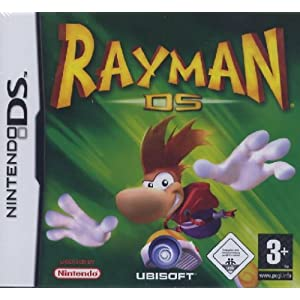 Rayman DS [Software Pyramide]
