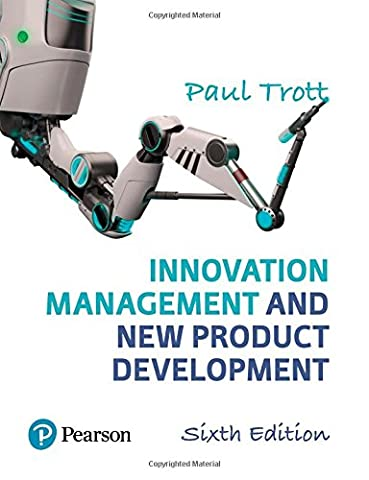 Innovation Management & New Product Development