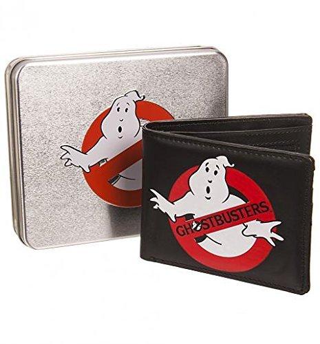 Ghostbusters gbwt006Logo Brieftasche in einer Geschenk-Box Dose