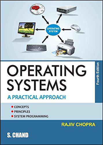 Operating Systems :: A Practical Approach por Chopra Rajiv