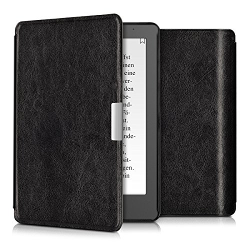 kwmobile Funda Flip Cover para Kobo Aura Edition 2 - Estuche abatible...