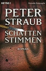 Schattenstimmen: Roman (German Edition)