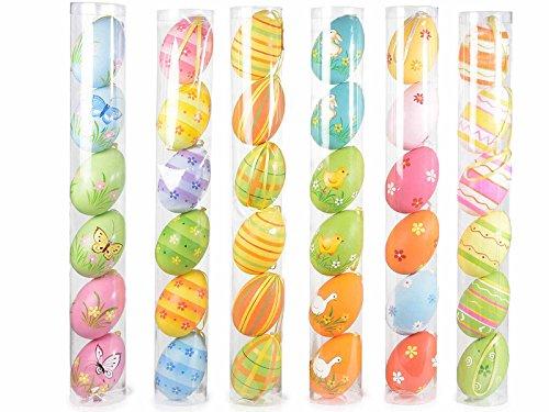 Ideapiu idea decorazioni pasquali, uova decorative 36, uova pasqua decorata da appendere, uova pasquali, decorazioni pasquali