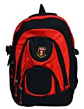 Best Diaper Bag Purses - HBOS Stylish Unisex School Bag (Red-Black, 232) Review