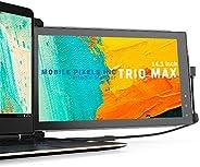 Trio Max Écran portable pour ordinateurs portables Full HD IPS alimentation USB Type-A et Type-C pour appareil
