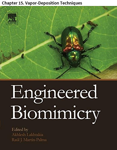Engineered Biomimicry: Chapter 15. Vapor-Deposition Techniques (English Edition) -