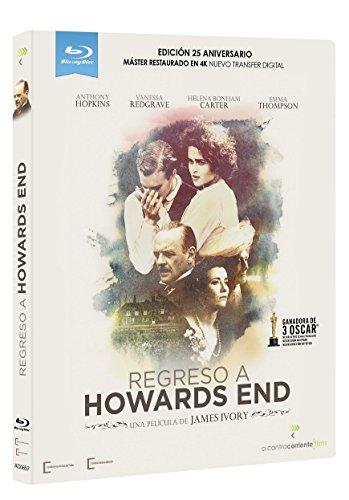 Regreso A Howards End Edicion 25 Aniversario [Blu-ray]