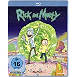 Rick & Morty - Staffel 1