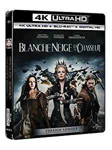 Blanche Neige et le chasseur [4K Ultra HD + Blu-ray + Copie Digitale UltraViolet]