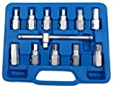 Kunzer 7OSW12 Ölservice-Werkzeug, 12-Teilig im Koffer