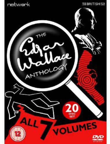 The Edgar Wallace Anthology - All 7 Volumes (Import)
