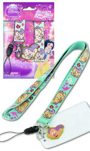 Disney Dopey Lanyard mit Soft Touch baumeln