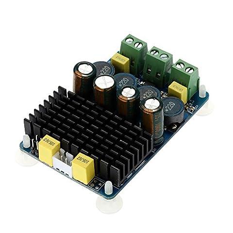 KKmoon TDA7498E Amplifier Module 2 x 160W Dual-Channel Audio Stereo