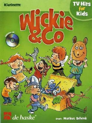 Wickie & Co - Klarinette, m. Audio-CD