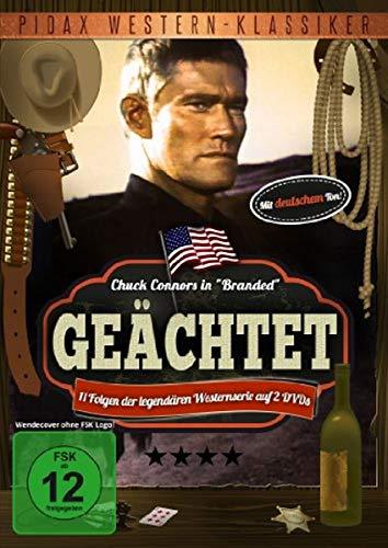 11 Folgen der Westernserie (2 DVDs)
