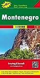 Freytag Berndt Autokarten, Montenegro, Top 10 Tips - Maßstab 1:150.000 (freytag & berndt Auto + Freizeitkarten)