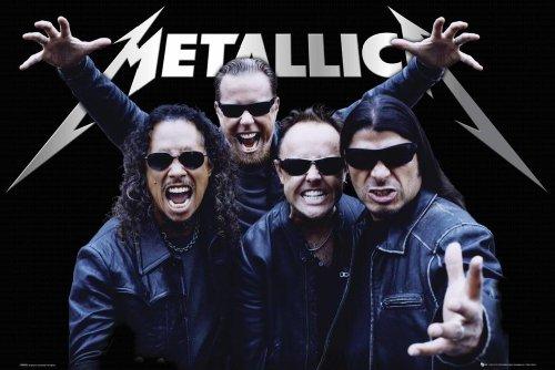 POSTER METALLICA-TOUR (LP1329)