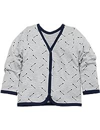 Kadambaby - baby jacket / newborn cardigan for everyday wear, 100% cotton ARROW Print