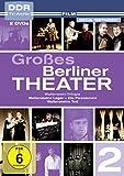Großes Berliner Theater, Vol. 2 - Wallenstein-Trilogie (DDR TV-Archiv) [2 DVDs]