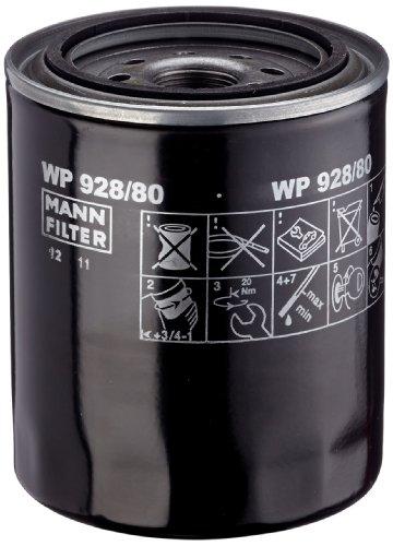 Mann Filter WP 928/80 -  Filtro Olio