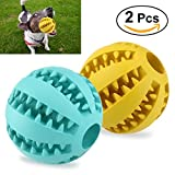 UEETEK 2 Stück Haustier Ball Spielzeug