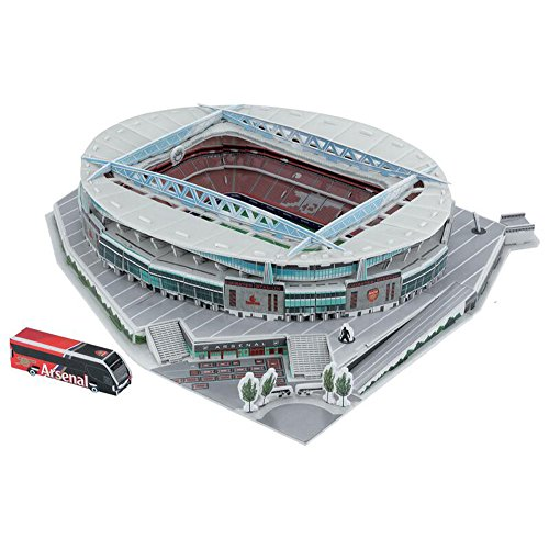 MYW EZ Arsenal Fan Liefert Emirates Stadium Modelle Puppe Souvenirs (Montieren Ez)