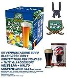 Set Birra Coopers Kit Di Accessori Per Produzione Di 23 Lt Di Birra Con Contenitore Travaso Tutti Gli Accessori