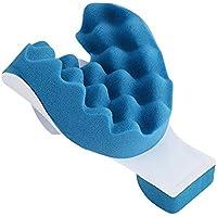 feiledi Trade Hombro y cuello tensión liberación esponja relajante masaje dispositivo de memoria almohada alivio del dolor cervical tracción Almohada