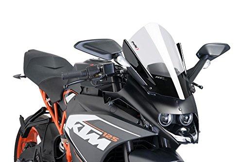 Racingscheibe Puig KTM RC 125 14-16 klar
