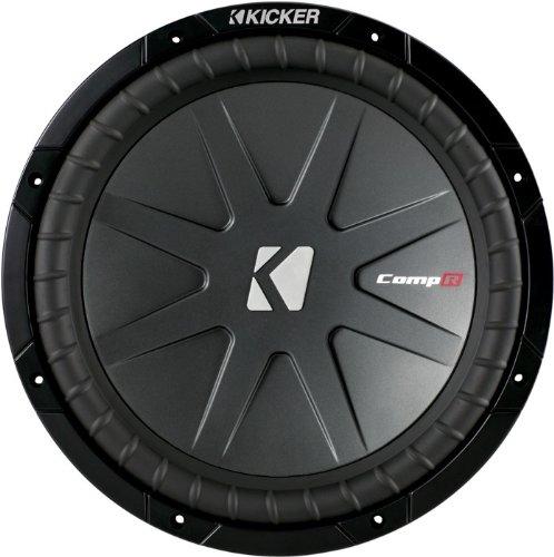 Kicker CompR124 (CWR124) - 30 cm Subwoofer Subwoofer Car-audio-kicker