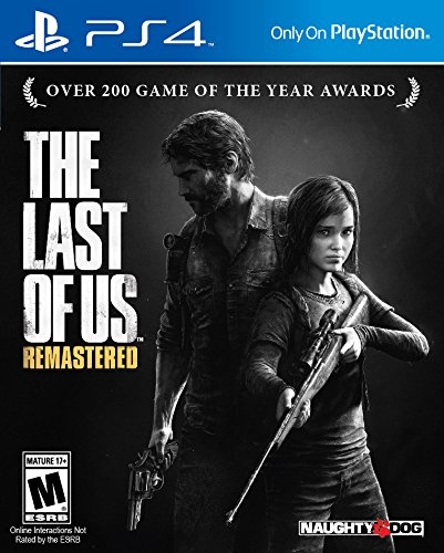 The Last of Us Remastered - PS4 (US - Of Last Remastered Us Ps4