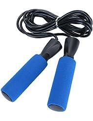 niceEshop(TM) 10 Pieds Corde à Sauter Réglable pour Fitness, Crossfit, Boxe et Calories Brûlées