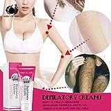 Haarentferner Creme, Transer® Haarentfernung Creme Beine Depilation Cream Haarentfernung Beine Haar entfernen creme