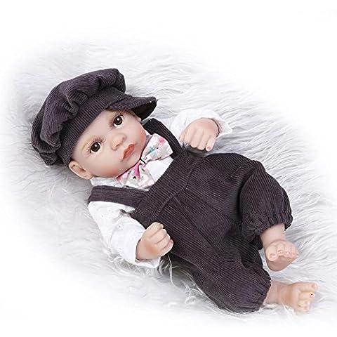 Nicery Reborn Bambino Bambola disco di simulazione