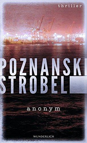 Buchseite und Rezensionen zu 'Anonym' von Ursula Poznanski