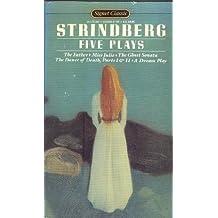 Strindberg: Five Plays by August Strindberg (1984-09-04)