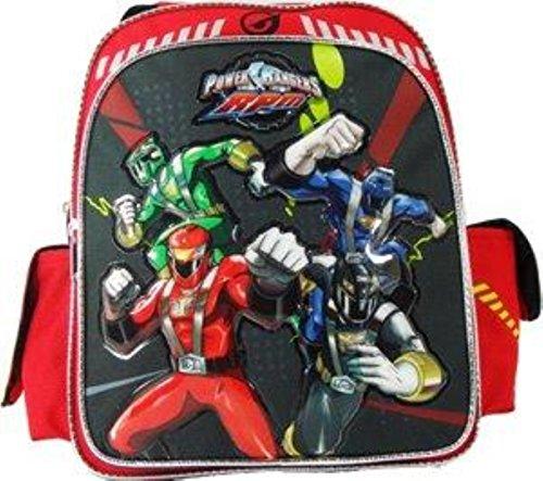1 Stück. Power Rangers Rucksack für Kleinkinder, 30,5 cm (Kid Ranger Power)