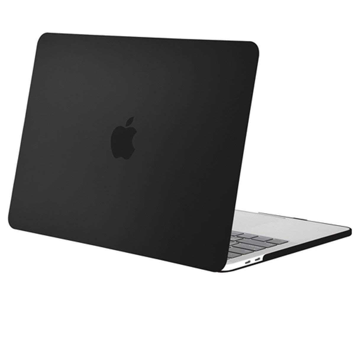 Coque Compatible avec MacBook Pro 16 Pouces 2019, Ultra Slim Coque Rigide Compatible avec MacBook Pro 16 Pouces avec/sans Touch Bar&Touch ID, Gel