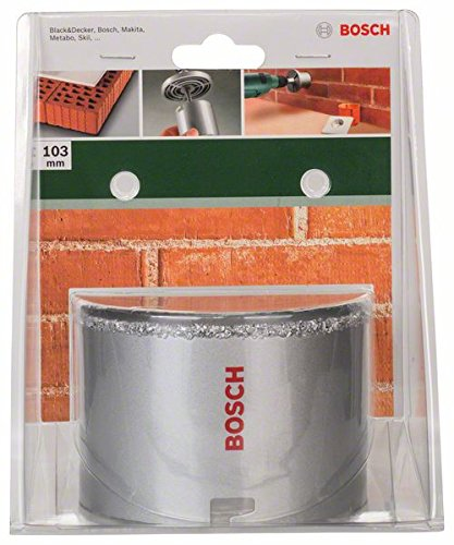 Bosch 2609255628 Scie trÃpan à concrÃtion carbure Diamètre 103 mm