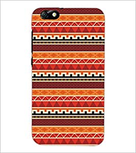 PrintDhaba Pattern D-5479 Back Case Cover for HUAWEI HONOR 4X (Multi-Coloured)