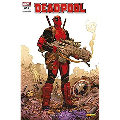 Deadpool (fresh start) nº1