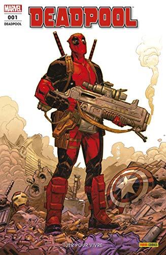 Deadpool (fresh start) nº1 par Gail Simone