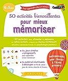 50 activités bienveillantes pour mieux mémoriser...