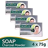 Palmolive Skin Therapy Charcoal Soap - 75 G (Pack Of 4)