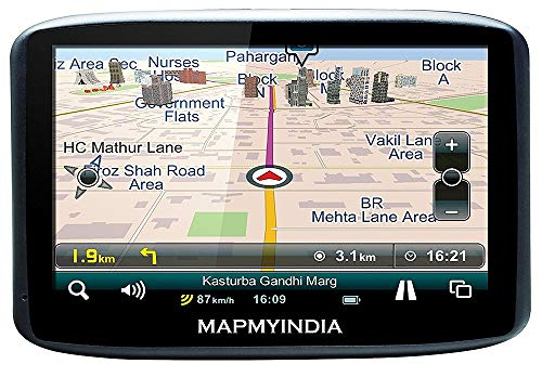 MMI (MapmyIndia) LX440 Portable Navigation Device