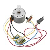 ILS - DC 12V Turntable Record Player Deck Motor mit Switches